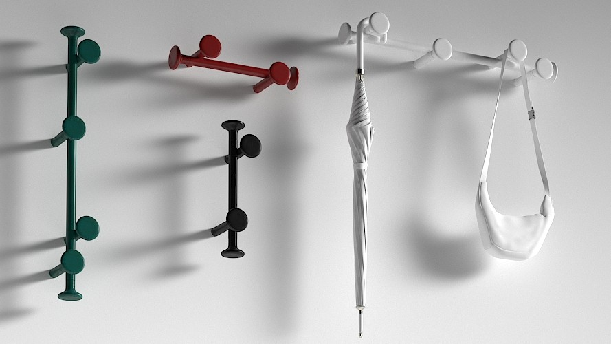New in our offer! Balma UNU wall hangers