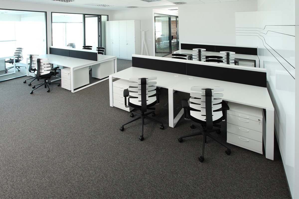 Office in Sky Tower (Wroclaw)