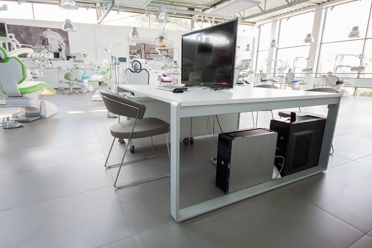 The manufacturer of medical equipment